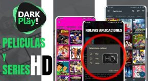 Dark Play Green App versión PREMIUM 2020: TV Box y Smart TV