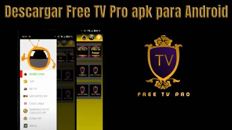 Free TV Pro