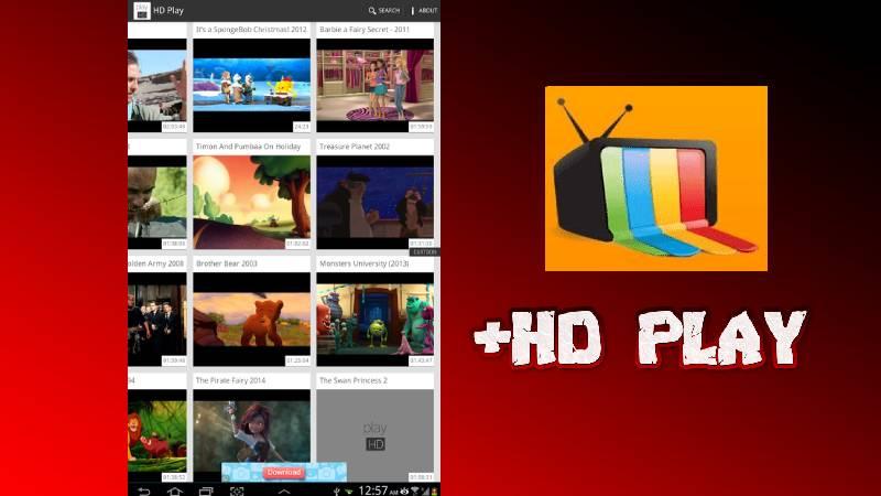 +HD Play