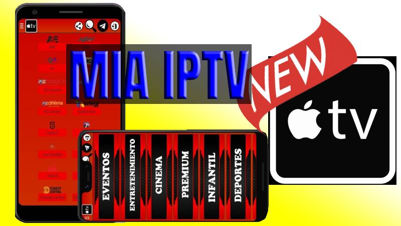 Mia IPTV
