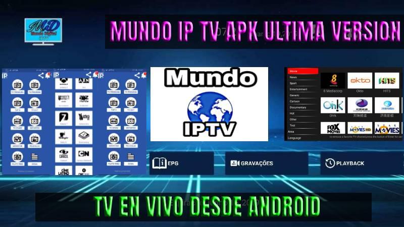 MUNDO IP TV