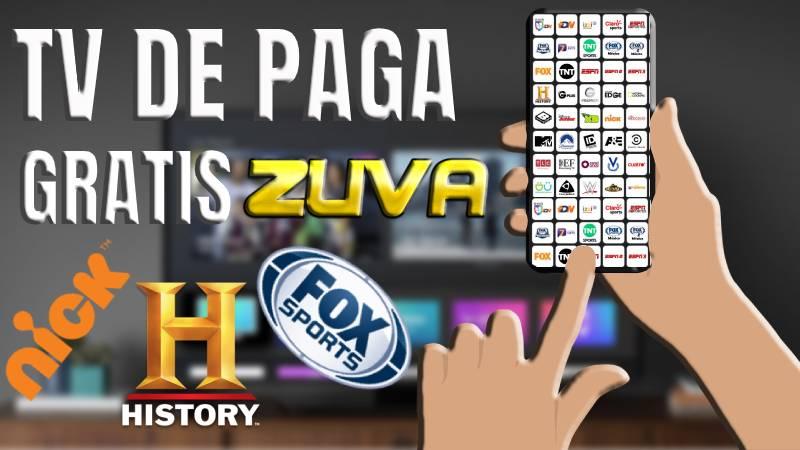 ZUVA TV APK