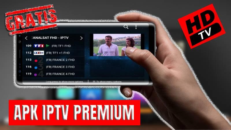 APK IPTV PREMIUM