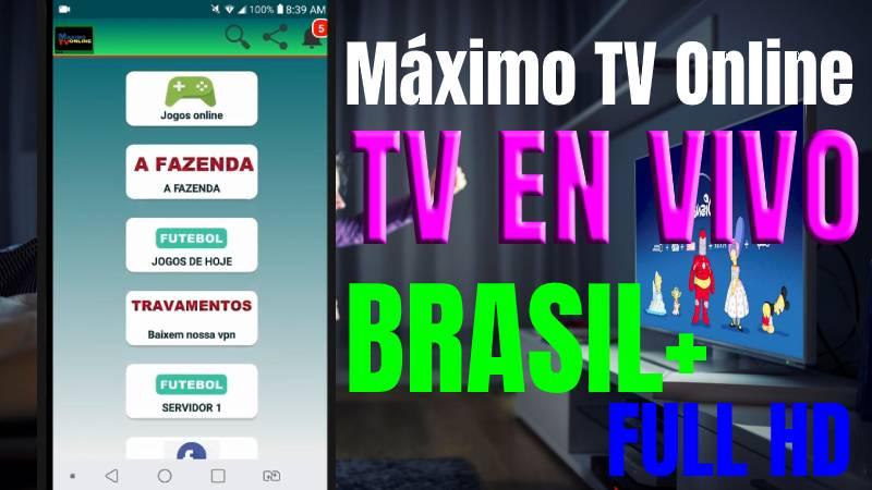 Máximo TV Online