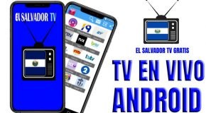 El salvador TV GRATIS App versión 2021: Android / TV Box