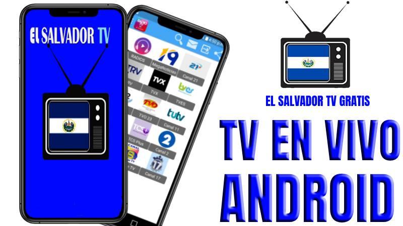 El salvador TV gratis