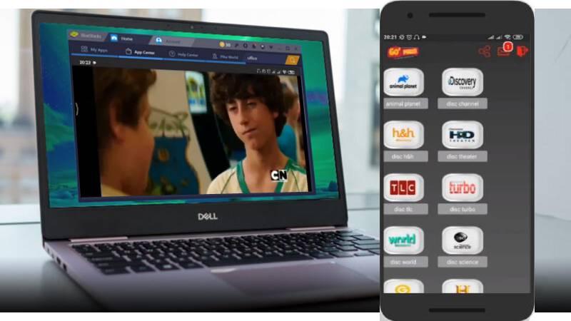 Go Prime HD para Windows