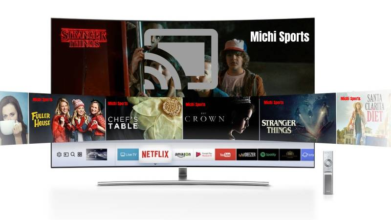 Michi Sports vía Chromecast