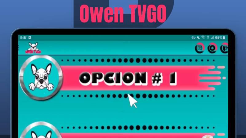Owen TVGO