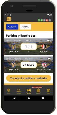 Tigre Sports apk para Android
