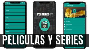 Pelimundo TV APP versión actualizada 2021: Android / TV Box