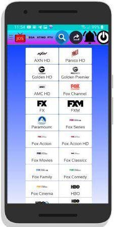 JOSMOVIES apk para Android
