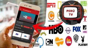 TV PERUANA – Perú TV Player 2021: TV Box / Smart TV