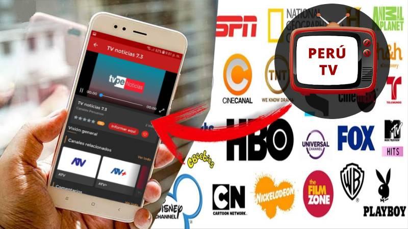 TV PERUANA - Perú TV Player