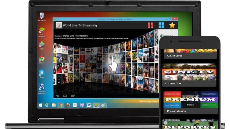 Wanda TV para PC Windows