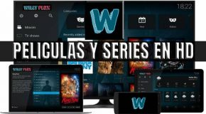 Willy Plex App versión Android 2021: Android / TV Box