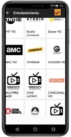 AHÍ TVO TV apk para Android