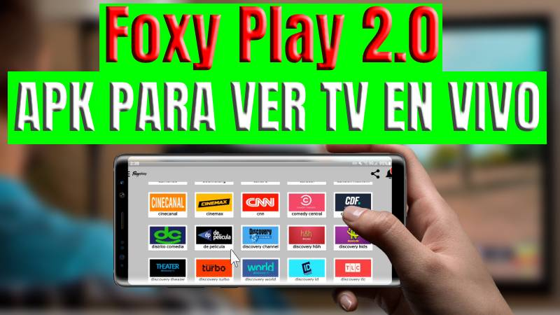 Foxy Play 2.0