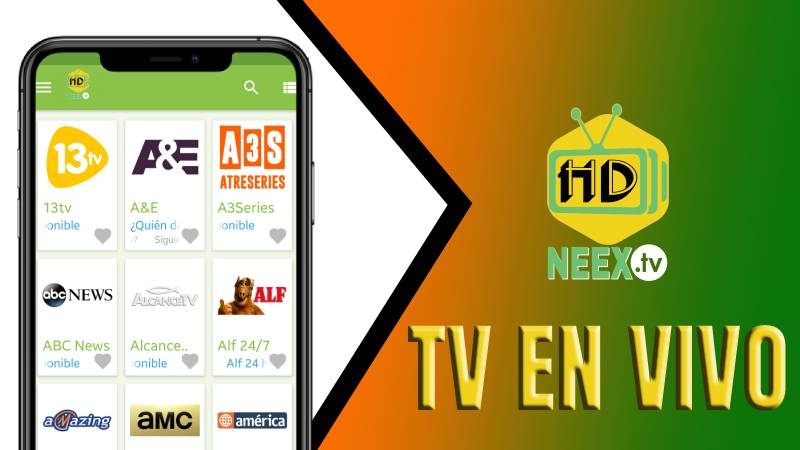 HD Neext TV apk