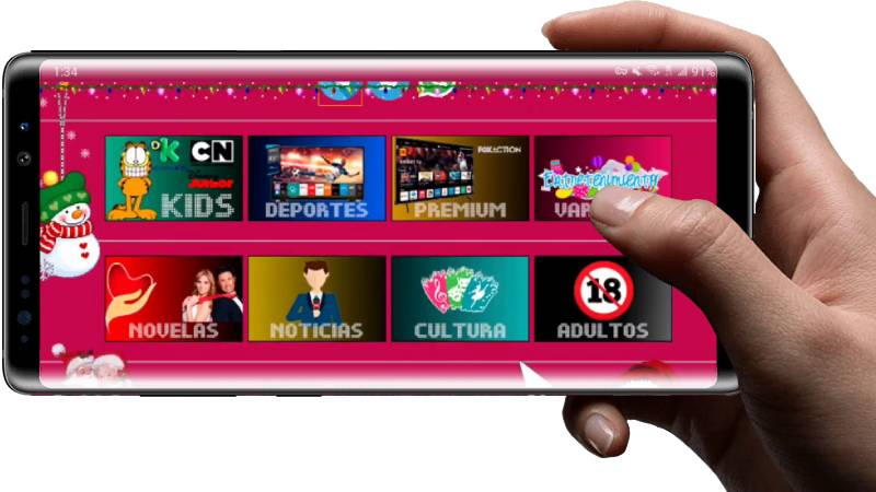 IPTVFR Player para Android