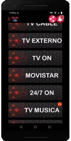TU TV GO apk para Android
