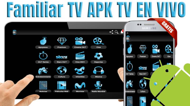 Familiar TV apk