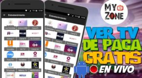 MY TV ZONE APK gratis Android y TV Box última versión