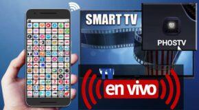 PHOSTV APK para Android y TV Box versión actualizada 2021