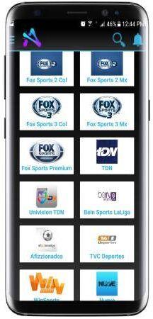 Aster TV apk para Android
