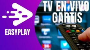 EASYPLAY APK para Android y TV Box TV gratis