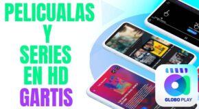 Nueva App Globo Play para ver películas y series