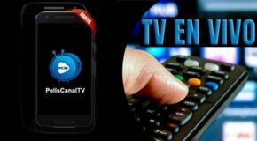 PelisCanalTV nueva App para ver TV en Android gratis