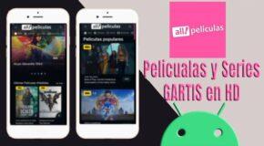 AllPreliculas App para ver TV en PC Windows y Smart TV