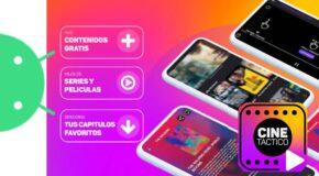 CineTactico App para ver Películas en Android y TV Box
