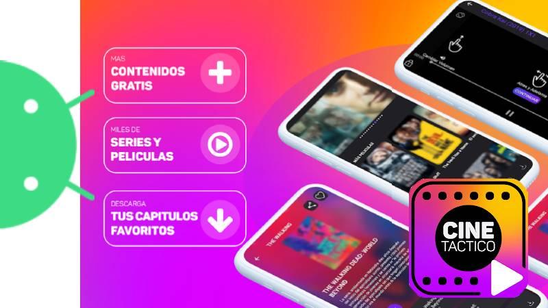 CineTactico apk para Android