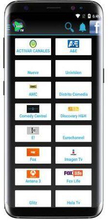 Dark TV APK para Android