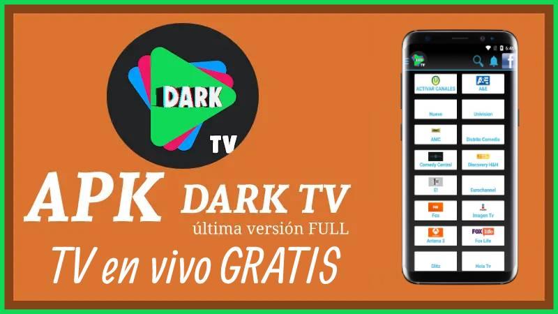 Dark TV