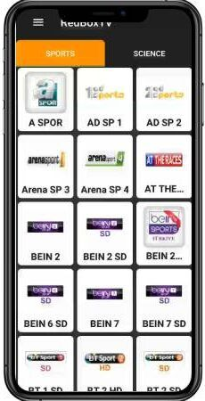 Golds TV para Android