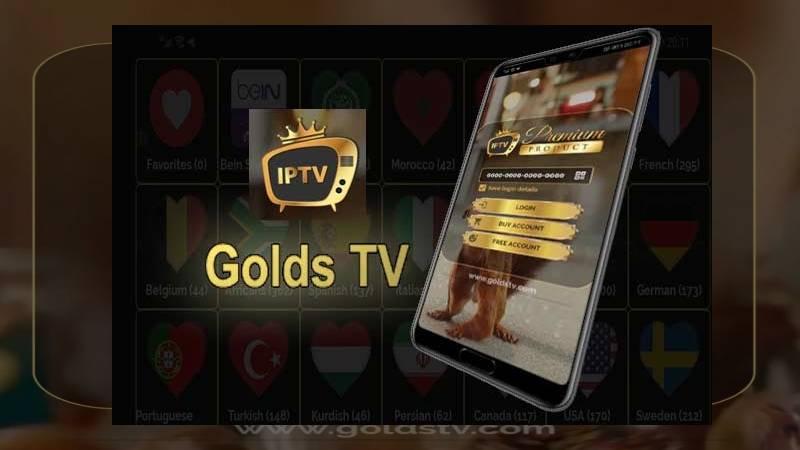 Golds TV