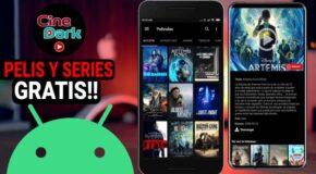 Cine Dark APK última versión TV Box/Smart TV/PC