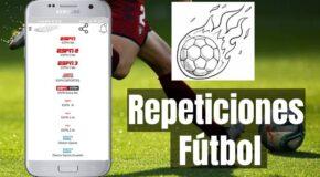 Repeticiones Fútbol APK para TV Box/Smart TV/PC