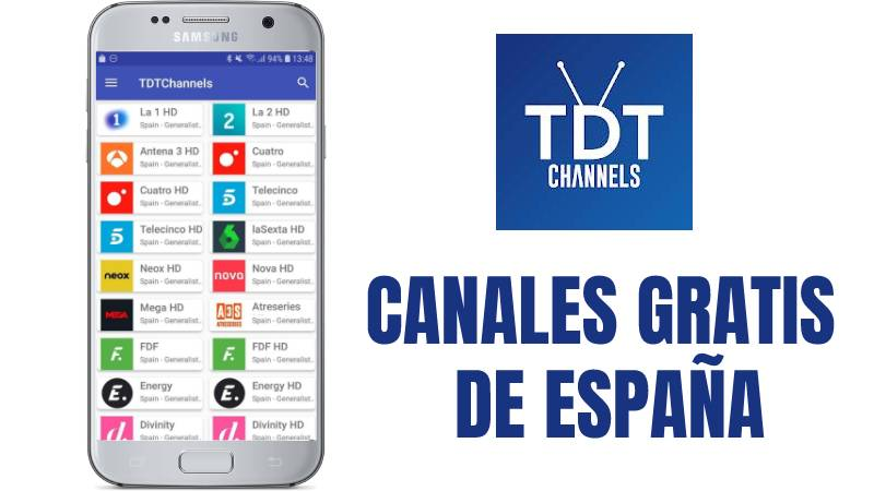 TDT Channels