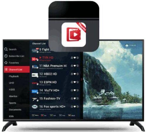 Tele Latino para TV Box