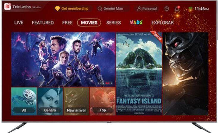 Tele Latino para Android TV