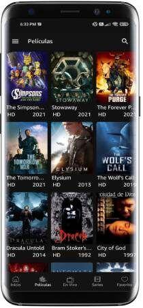 MoviePlus para Android