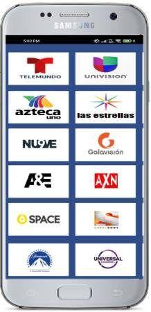Mundo Latino apk para telefonos Android