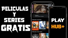 PlayHub Plus APK ver Películas y series en Android