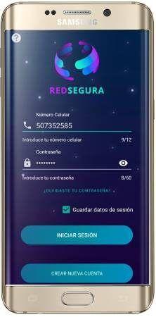 Red Segura apk para telefonos Android